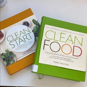 Clean Food Clean Start Cookbooks Terry Walters